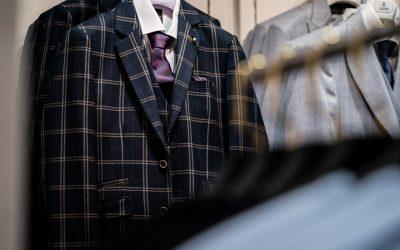 Cavani at Coneys – Dark Suit