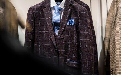 Cavani at Coneys – Brown Suit