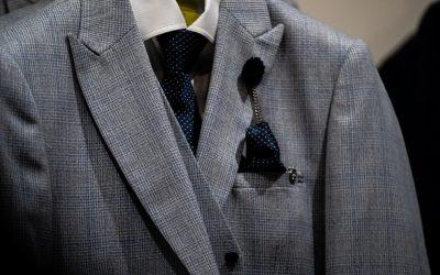 Cavani at Coneys – Grey Suit