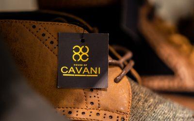 Cavani at Coneys – Suit Shoes