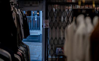 Cavani at Coneys – Shop Interior