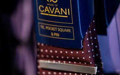 Cavani at Coneys – Suit Ties